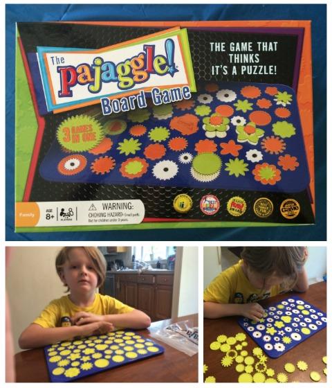 pajaggle board game
