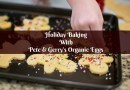 Holiday Baking With Pete & Gerry's Organic Eggs | Sugar Cookies Recipe