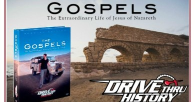 "Drive Thru History® – ""The Gospels"" Review"