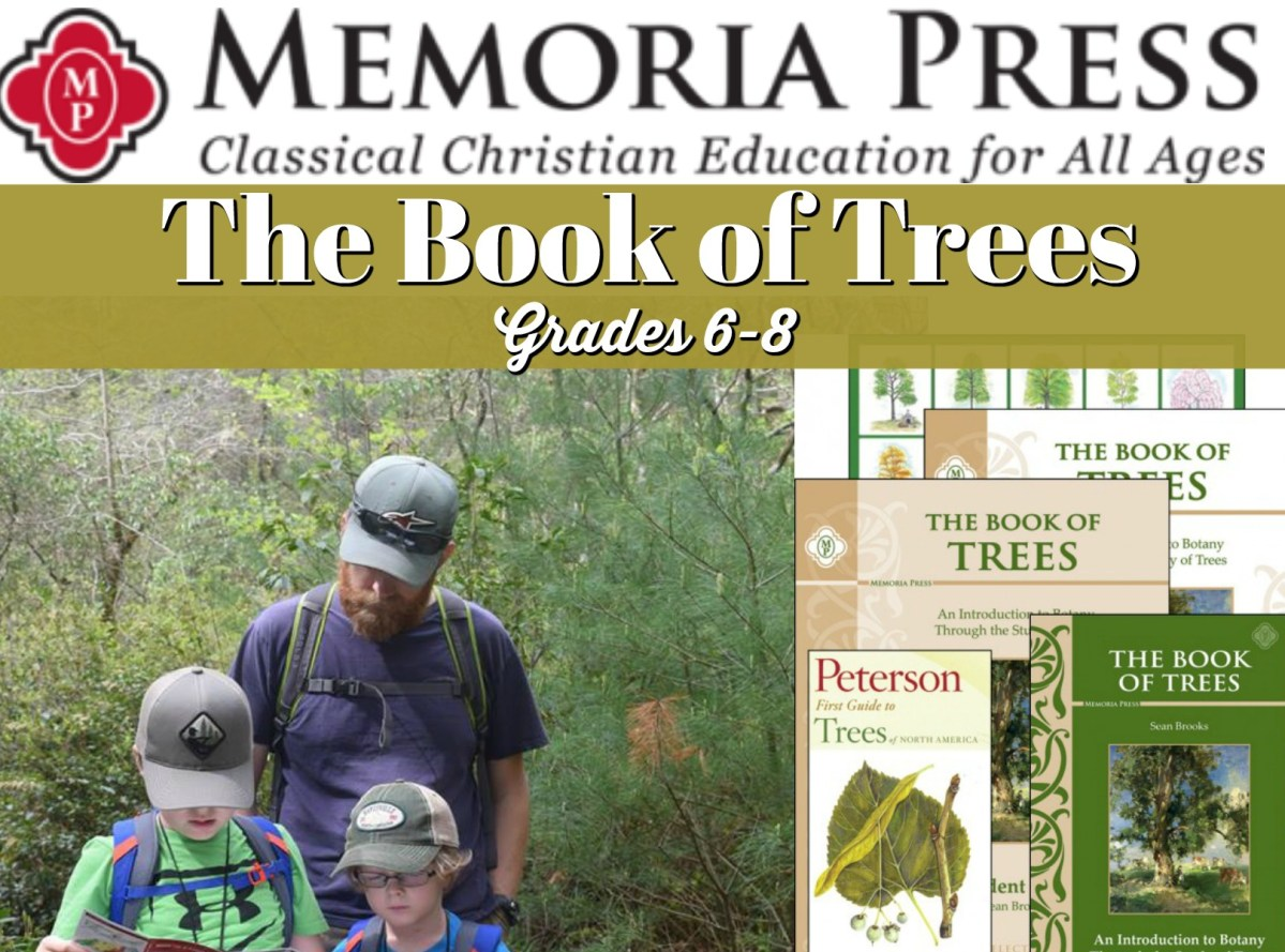 Memoria Press: The Book of Trees Homeschool Curriculum