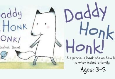 Daddy Honk Honk!