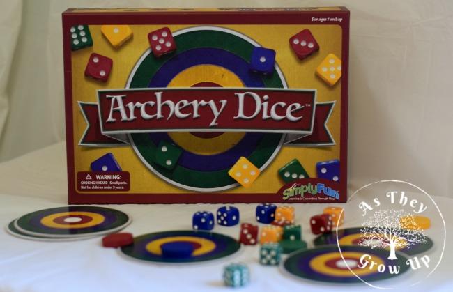 Archery Dice