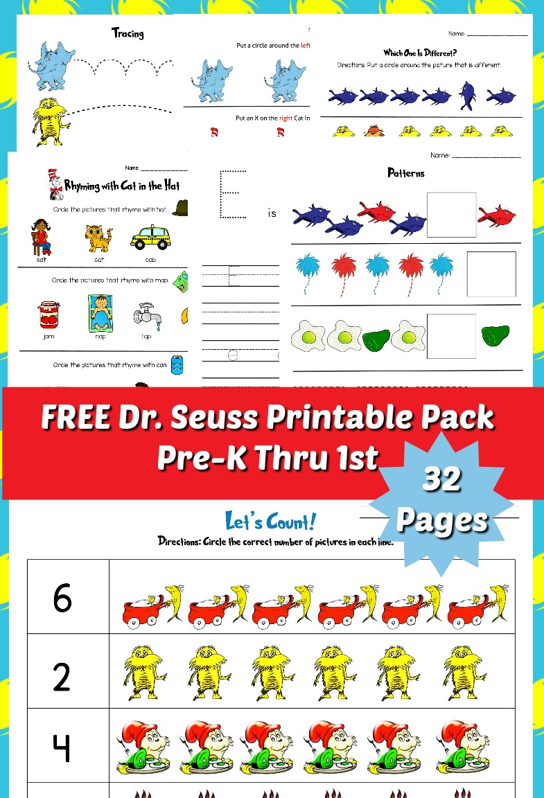 photo relating to Dr Seuss Word Search Printable named Dr. Seuss CVC Phrase Household Phrase Appear As They Expand Up