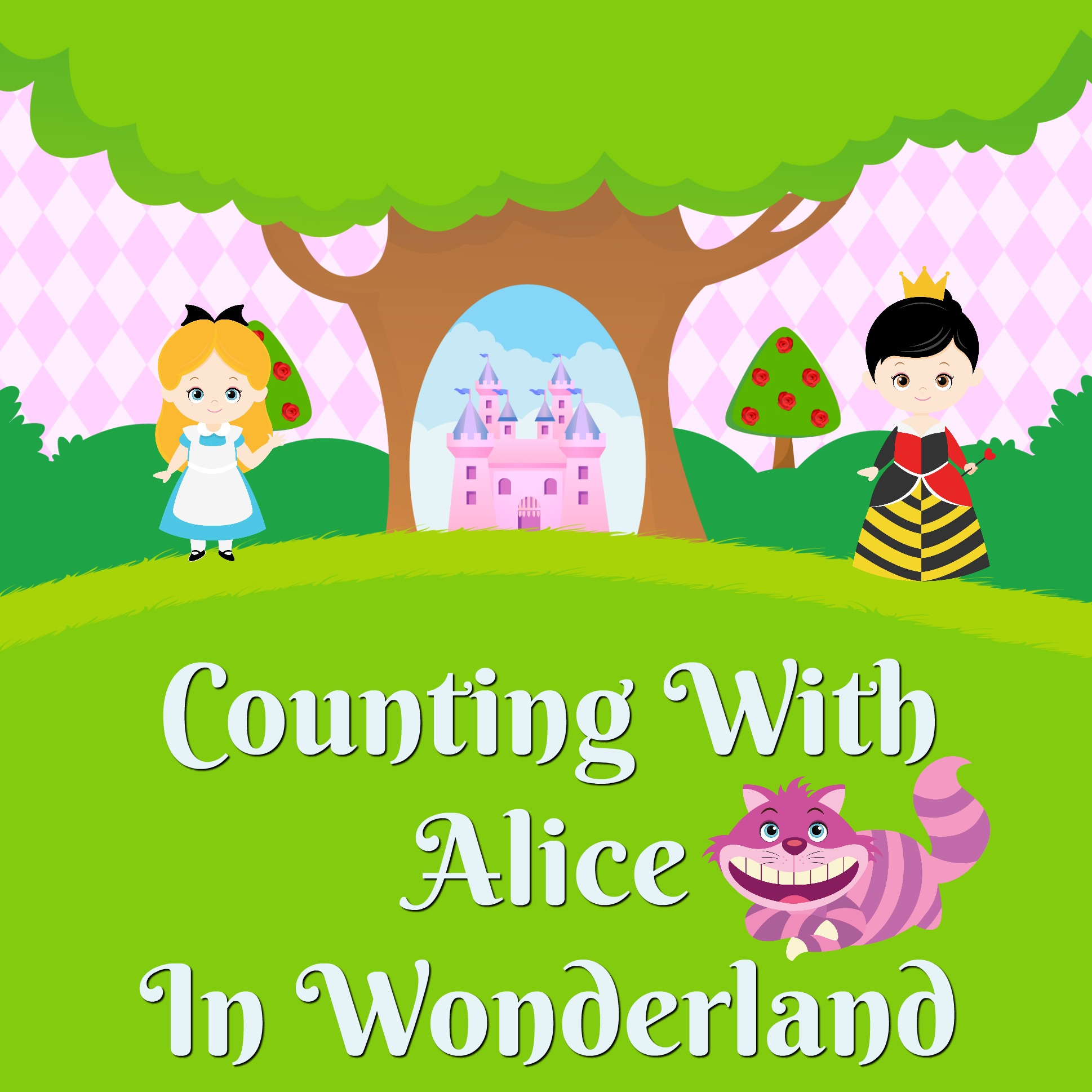 This is a graphic of Alice in Wonderland Printable regarding free printable