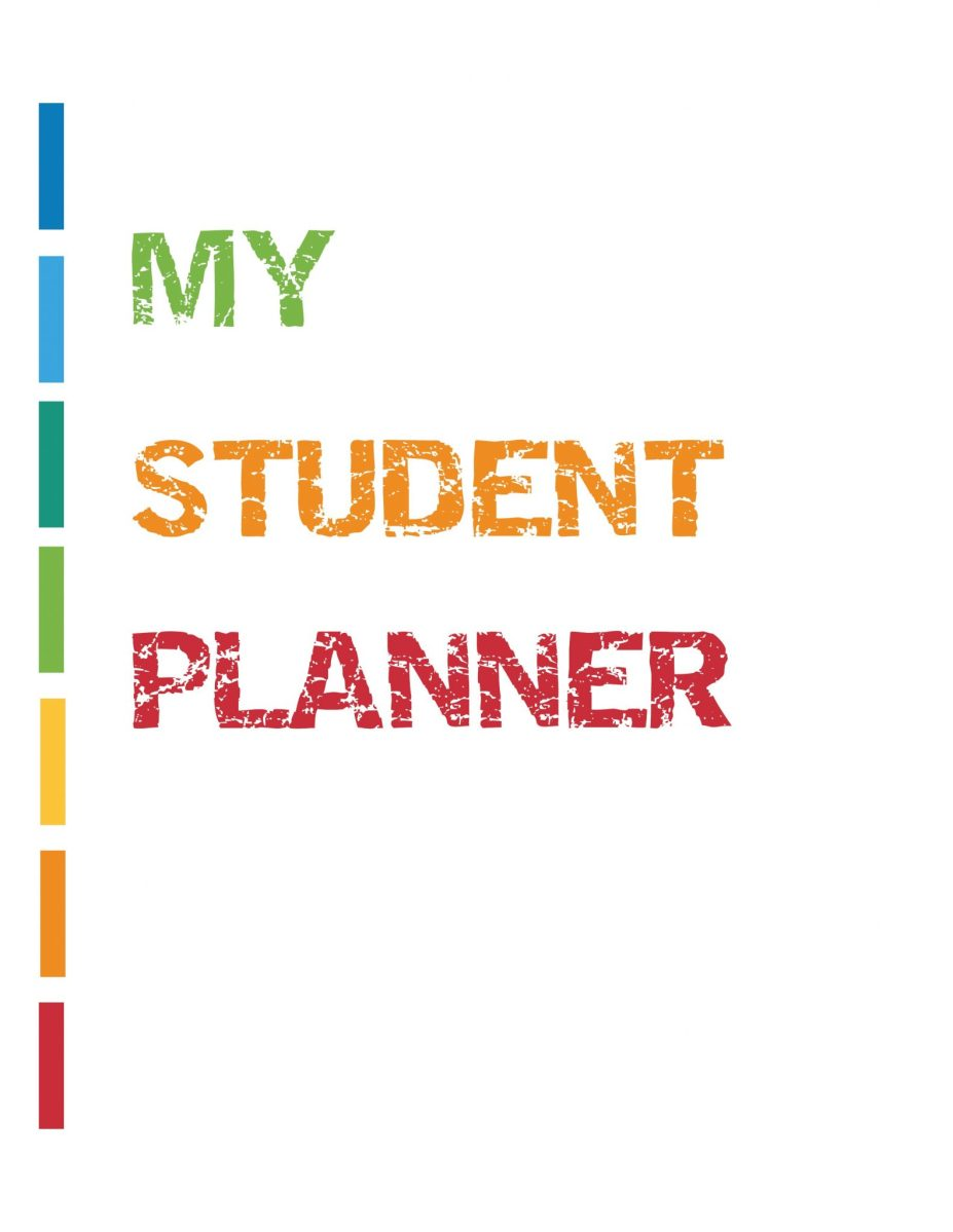 2018-2019 Weekly Student Planner