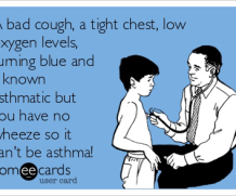 A&E Department Guide to Asthma