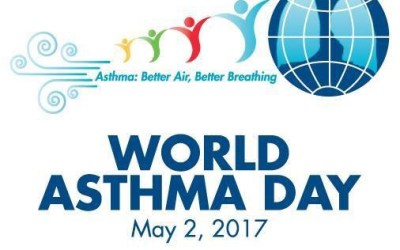 World Asthma Day – What my Asthma means to me!