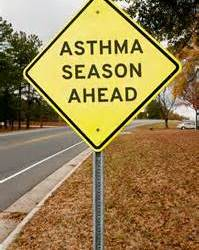 Asthma through the Seasons