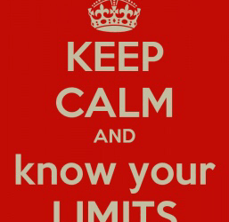 Asthma – knowing my limits