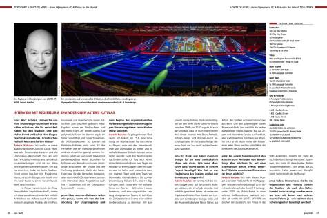 Olympiacos Fiesta 2020  by Asteris Kutulas