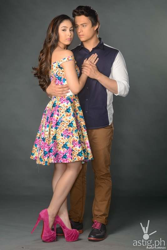 Julia and Enrique share the beauty of true love in ABS-CBN's 'Mira Bella'