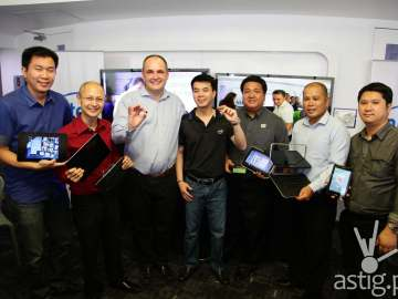 Intel mobility roadshow