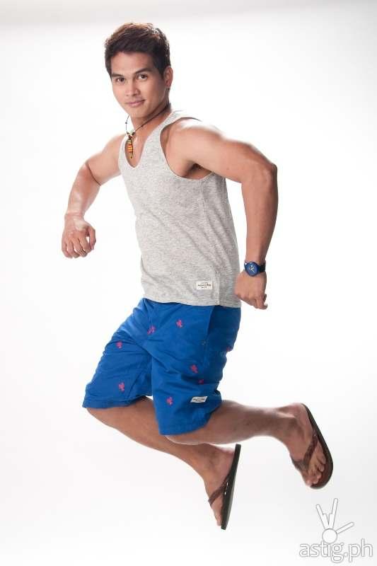 RANTY PORTENTO - Maginoong Marino ng Quezon