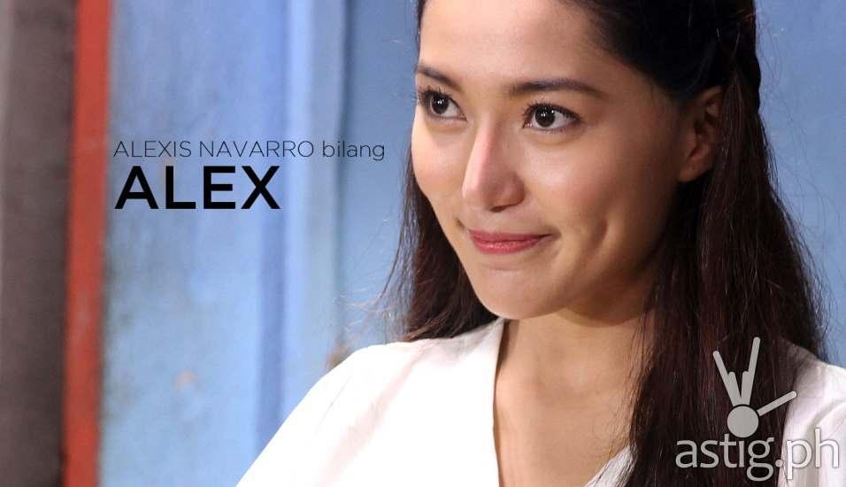 Alexis Navarro in Ang Bagong Dugo