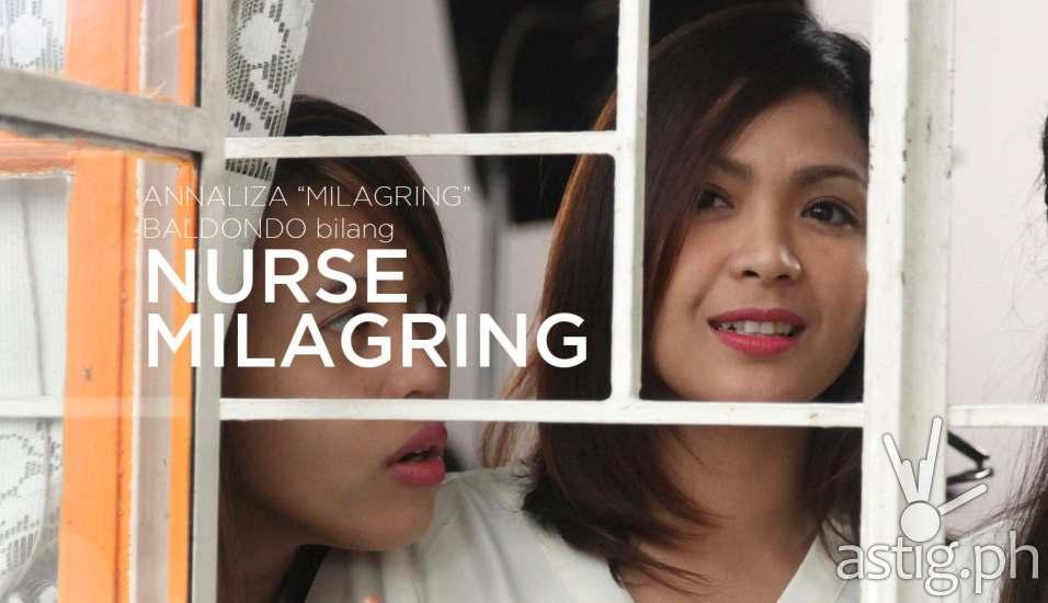 Annaliza Milagring Baldondo in Ang Bagong Dugo