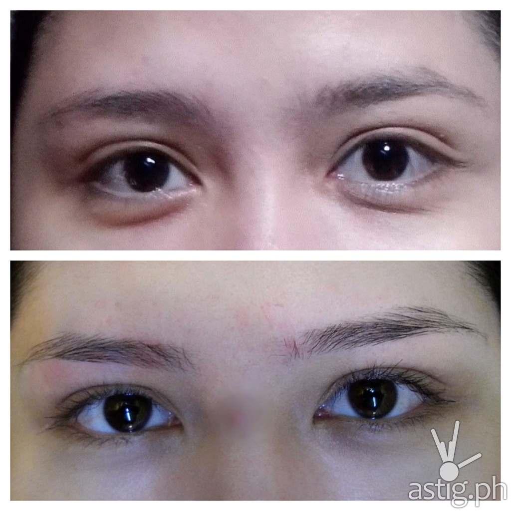 Brow Wow Eyebrow Shaping Experience At Browhaus Astig