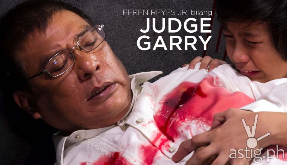 Efren Reyes Jr in Ang Bagong Dugo