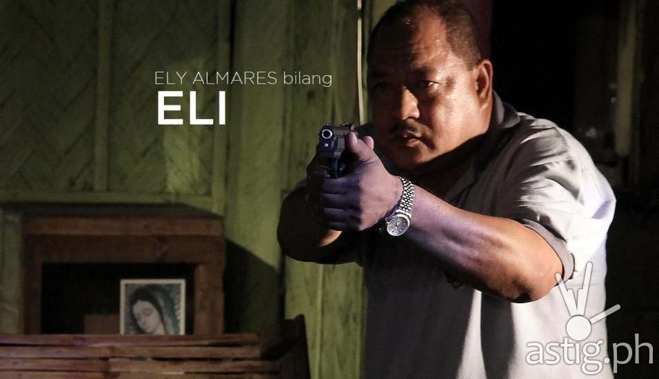Ely Almares in Ang Bagong Dugo