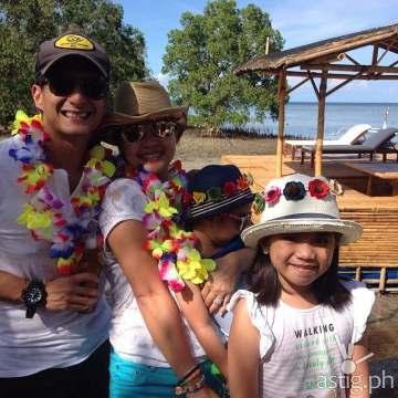 Judy Ann Santos and Ryan Agoncillo family (photo via officialjuday on instagram)