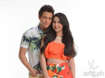 Julia Barretto Enrique Gil Mirabella