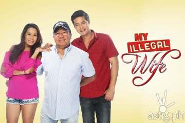 My Illegal Wife Pokwang Zanjoe Marudo Tony Reyes
