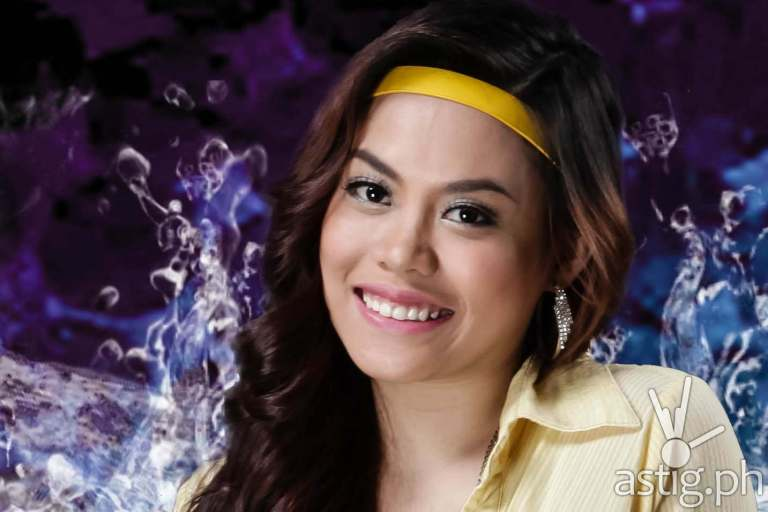 Kimverlie Molina as Aileen in Rak of Aegis