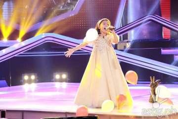 The Voice Kids grand champion Lyca Gairanod