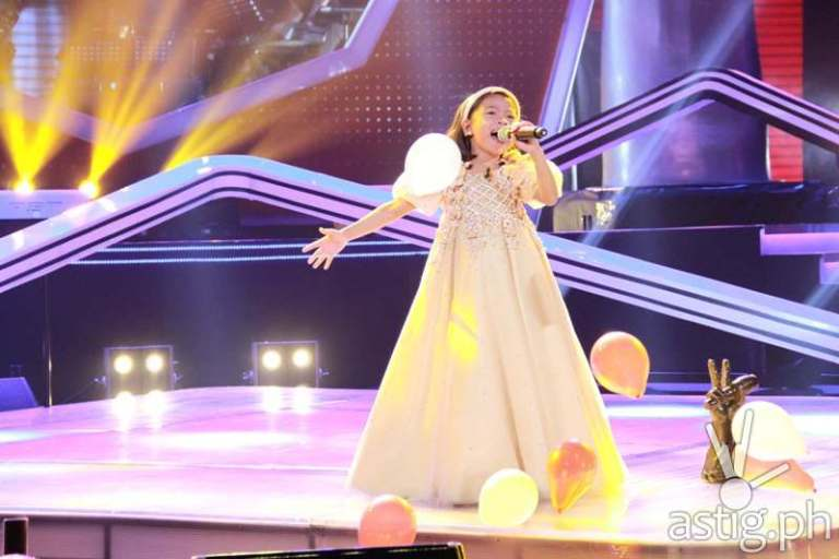 The Voice Kids grand champion Lyca Gairanod
