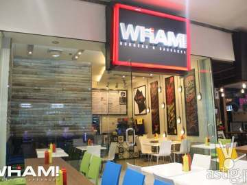 Wham Burgers and Sausages