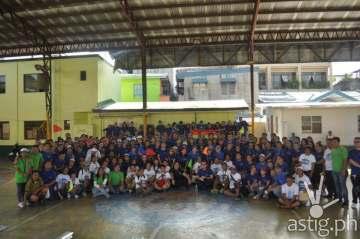 JP Morgan Chase ABS-CBN Lingkod Kapamilya