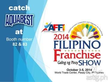 AFFI SHOW 2014