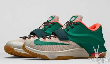 Kevin Durant KD7 Nike latest basketball shoes released