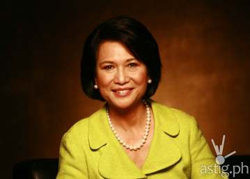 Loida Nicolas-Lewis is featured in The Bottomline with Boy Abunda
