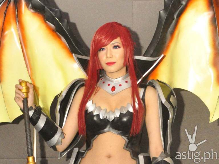 Myrtle Sarrosa Best of Anime revealing outfit