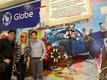 Globe Telecom Generation 3 stores