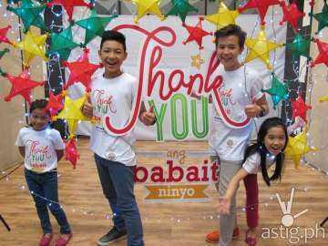 The Voice Kids Lyca, Juan Karlos, Darren, and Darlene