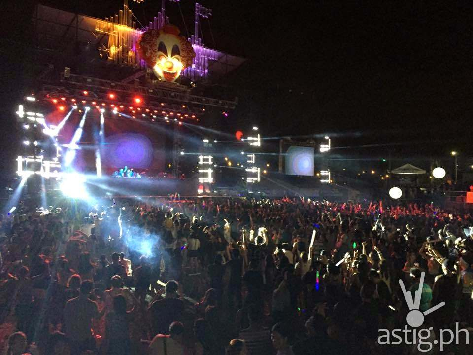 Sonic Carnival 2014 by Smart Communications