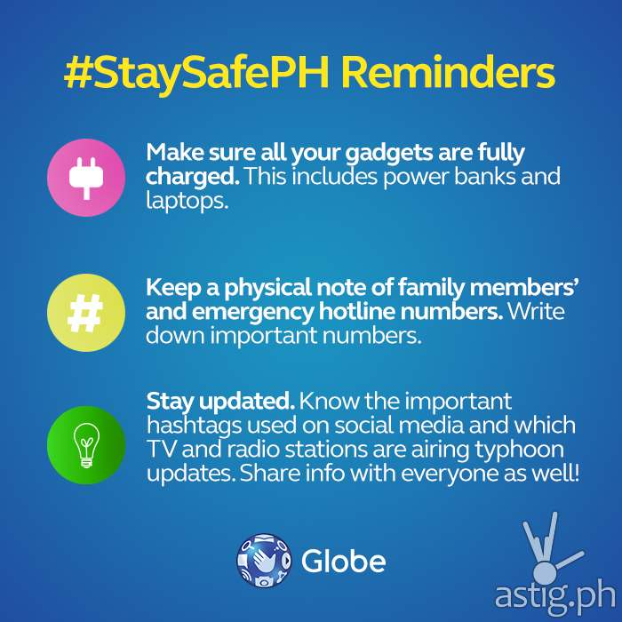 Typhoon Ruby (Hagupit) reminders