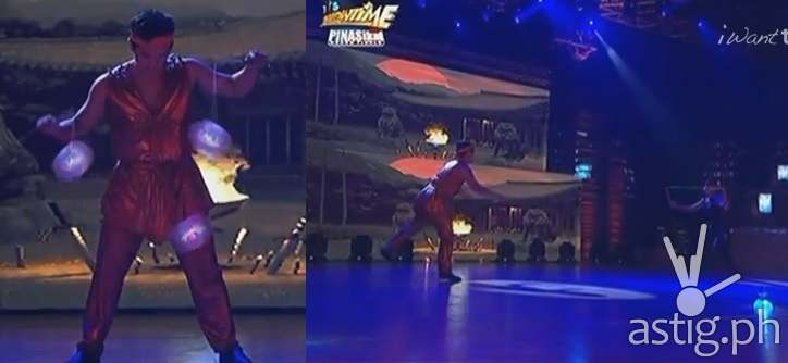 Diabolo brother duo SPYROS is PINASikat grand champion