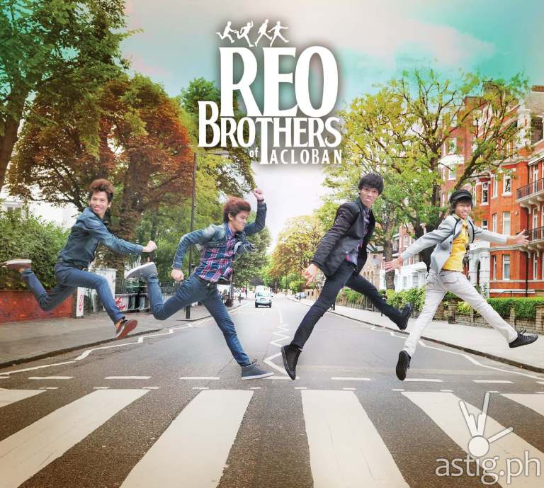 REO Brothers album cover