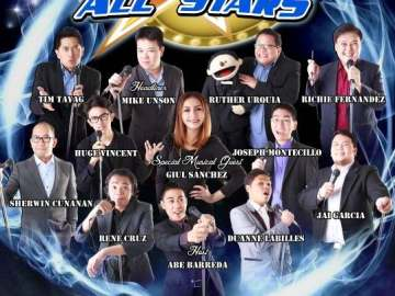 Comedy Cartel All Stars