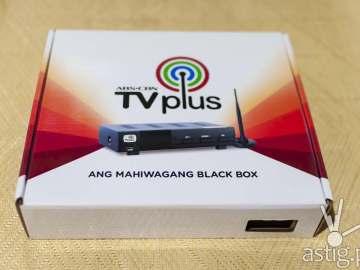 ABS-CBN TVplus generation 2 (front)
