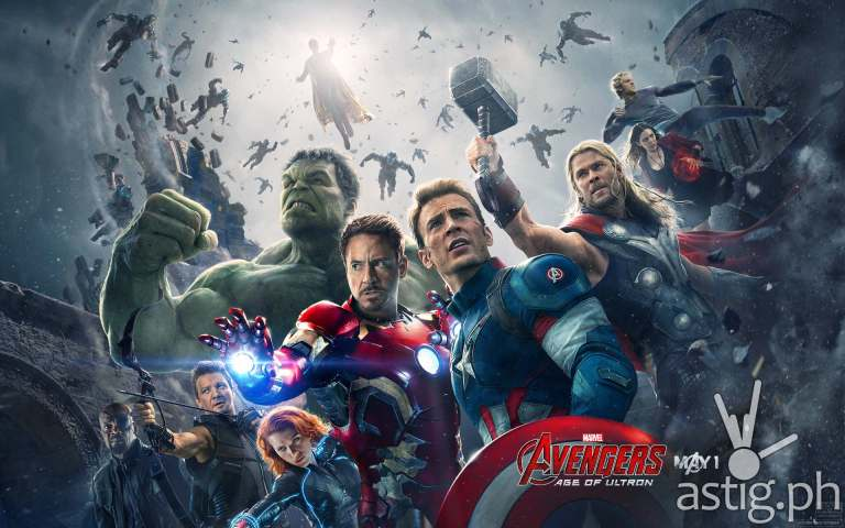 Avengers Age of Ultron wallpaper poster