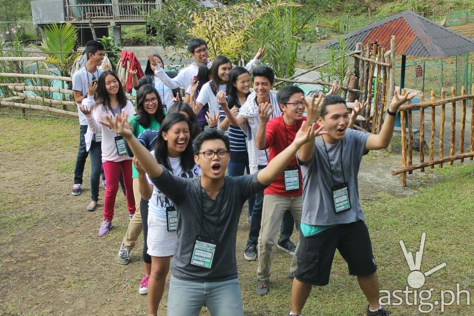 One of the commissions during the 35th SummerCon held at Banaue, Ifugao