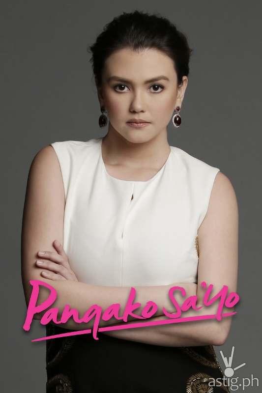 Angelica Panganiban as Claudia Buenavista in Pangako Sa'yo