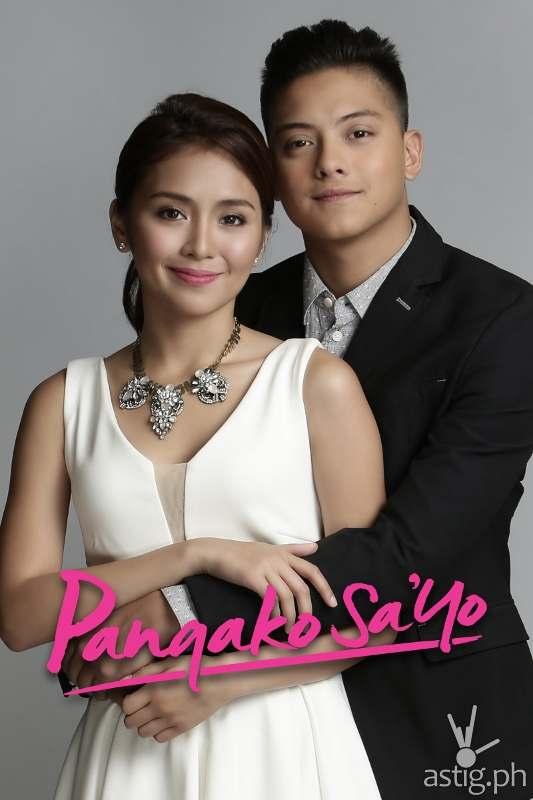Pangako Sa'yo Daniel Padilla and Kathryn Bernardo