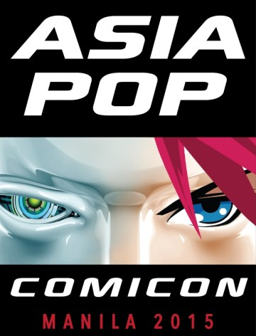 AsiaPOP Comicon Manila 2015