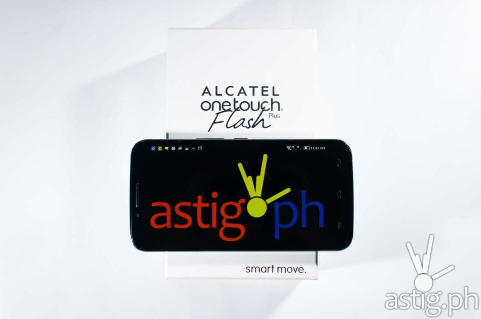 At PHP 6490 the Alcatel ONETOUCH Flash Plus is a solid dual-sim smartphone