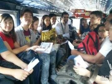 Lazada free Jeepney ride