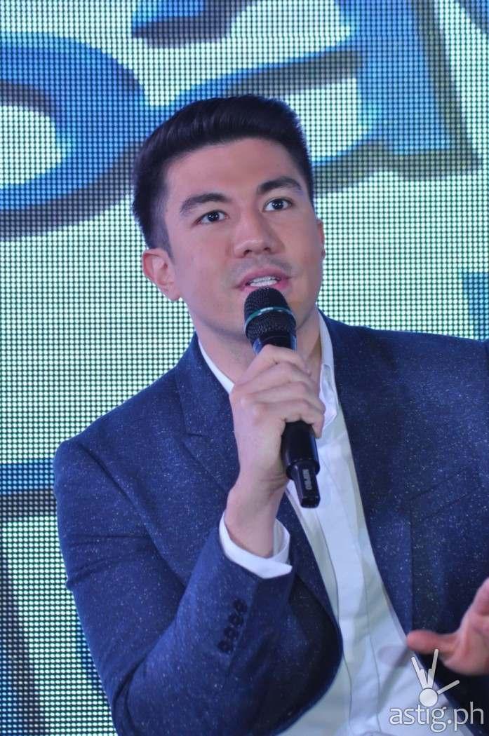 Luis Manzano, Brand Ambassador for Sensodyne